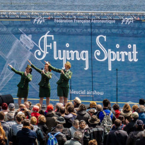 Flying Spirit par Bleuciel Arishow