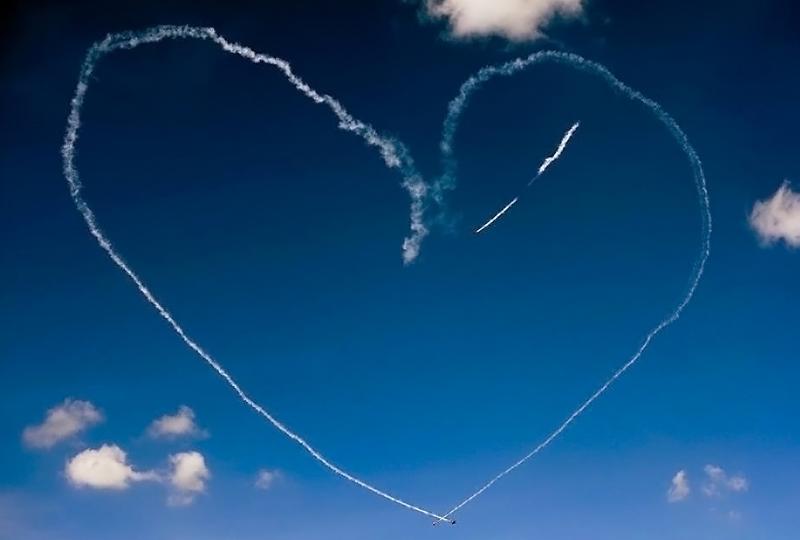 Show aérien Constellation par Bleuciel Airshow