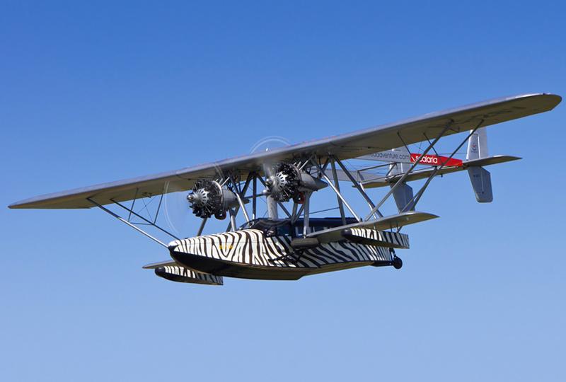 Show aérien Flying Spirit par Bleuciel