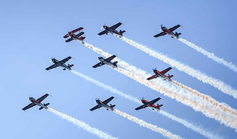 FREEFLIGHT WORLD MASTERS par Bleuciel Airshow