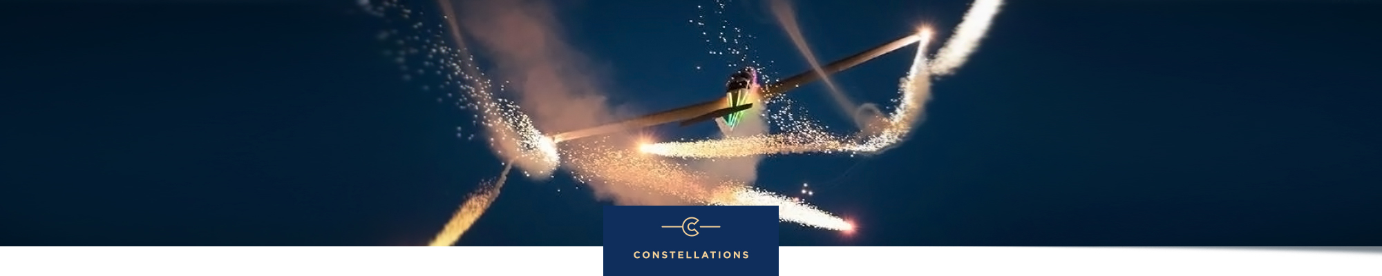 CONSTELLATION : evenement aerien