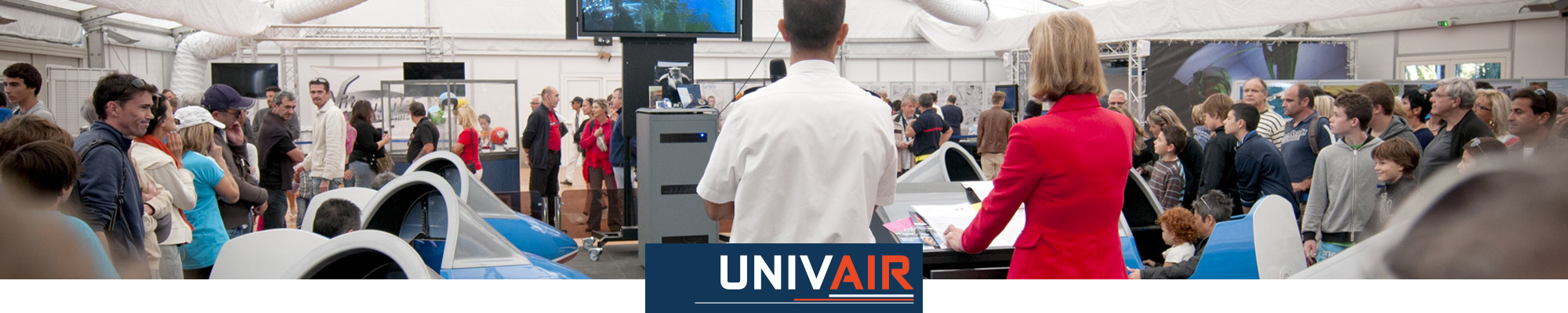 Univ'air évènement autour de l'aéronautique