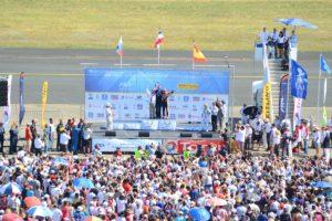 Organisation professionnelle d'événements aériens sur-mesure